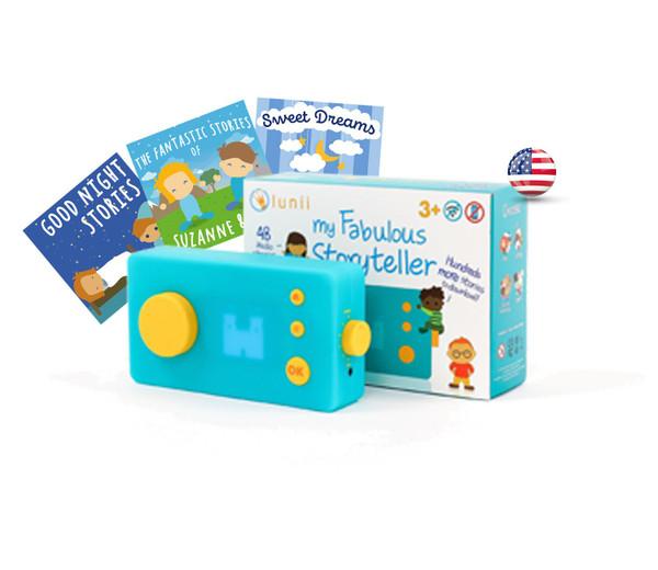 Lunii My Fabulous Storyteller Screen-Free Educational Toy