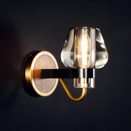 Mancini Sconce Brass