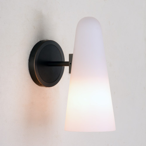 Bianco Single Sconce Bronze