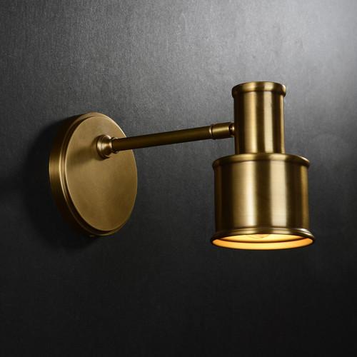 JRS Edmund Wall Lighting Brass