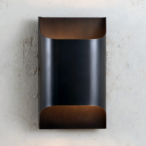 Luther Single Sconce Bronze