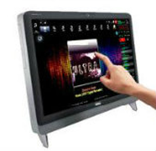 The Karaoke Kiosk, includes 23 Inch Touch Screen Computer, Also Comes  Bundled with 500 Karaoke Songs