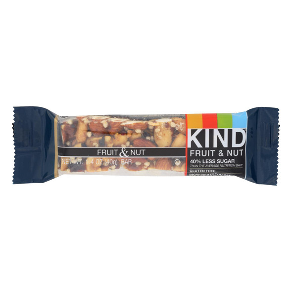 Kind Bar - Delight - Case Of 12 - 1.4 Oz