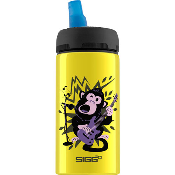 Sigg Water Bottle - Cuipo Rainforest Rocker - 0.4 Liters
