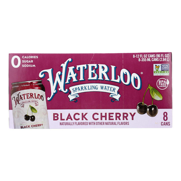Waterloo Sparkling Water  - Case Of 2 - 12/12 Fz