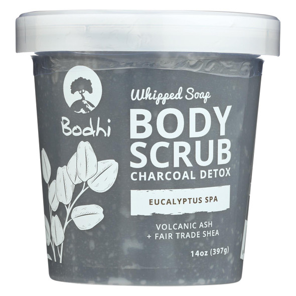 Bodhi - Body Scrub - Eucalyptus Spa - Case Of 1 - 14 Oz.