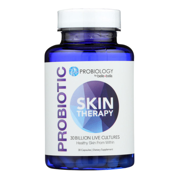 Belle And Bella Probiotic Skin Therapy - 30 Capsules
