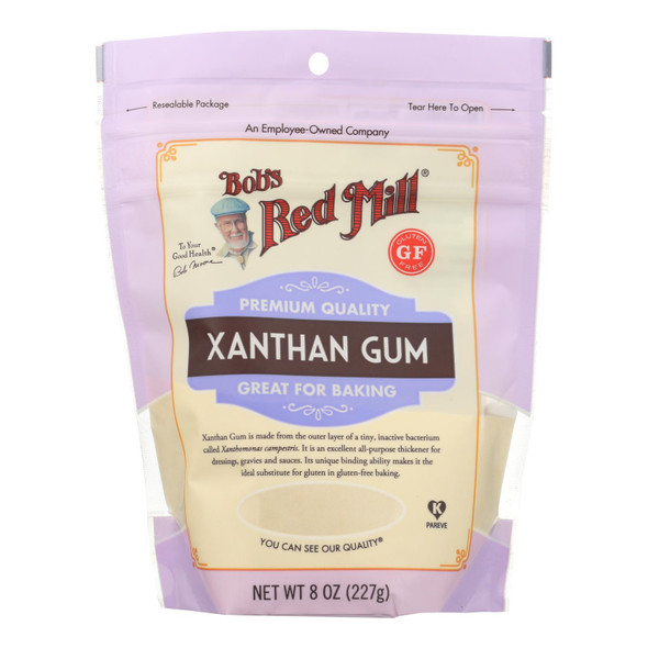 Bob's Red Mill - Xanthan Gum - Case Of 5-8 Oz