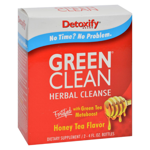 Detoxify - Green Clean Concentrate - 8 Oz