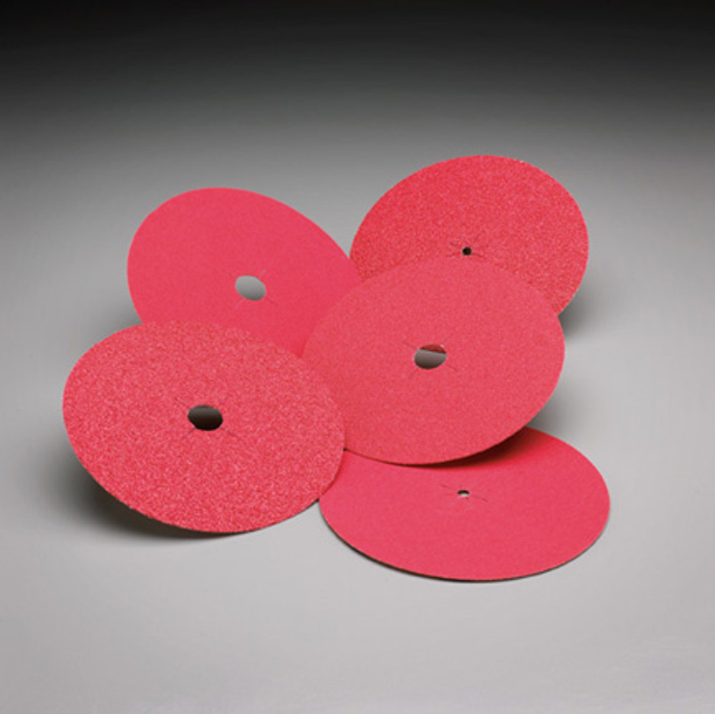 Norton Red Heat Edger Discs (25/box)