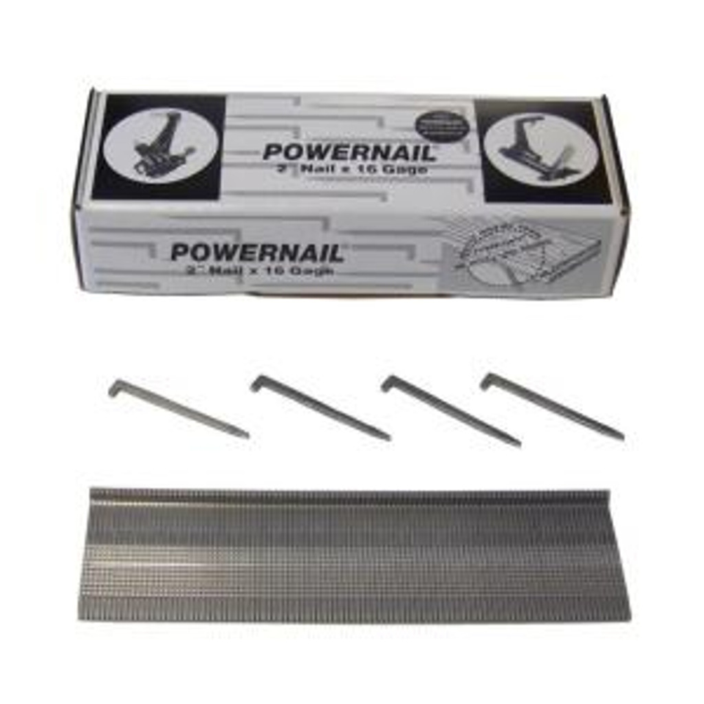 "2"" 16 Gauge Powercleats (15x1M)"