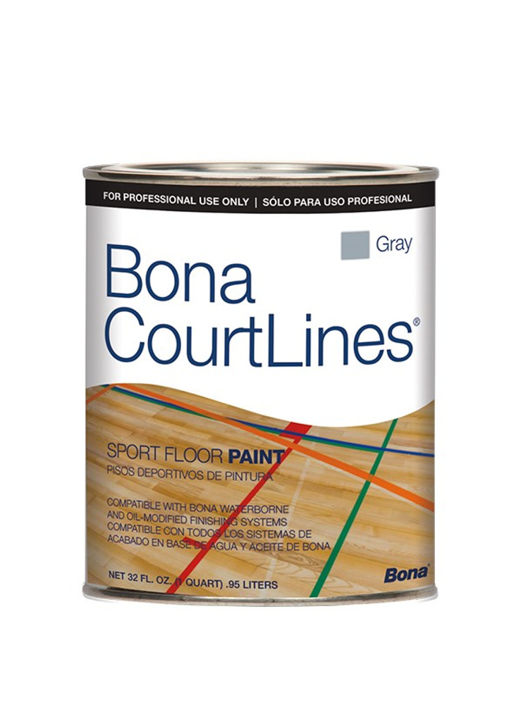 Bona Courtlines Floor Paint