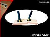 Durafoam Angled Trim Pad - Refill Pads