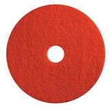 Red Maintenance Pads (5/Box)