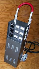 3 Phase Voltage Booster for Ryder System