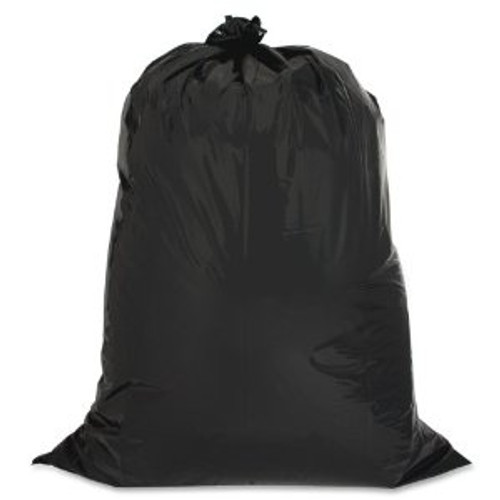 Black Plastic Bags, Contractor Trash Bags