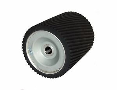 "8"" Hummel Drum Standard OEM (Black Rubber). *See PH1120 Also*"