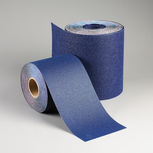 """12"""" x 25 Yard Norton Blue Fire Roll (Cloth Back)"""