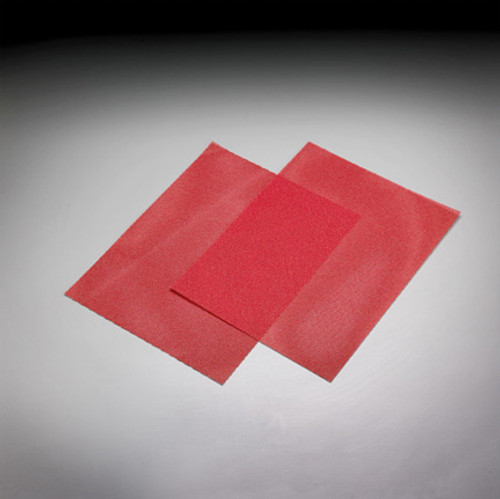 "12"" x 18"" Red Heat Screen (10/Box)"