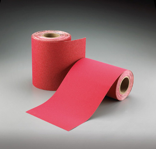 "12"" x 25 Yard Norton Red Heat Roll"