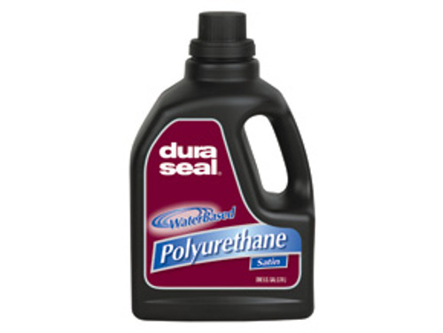 Water Based Polyurethane Finish - Gallon