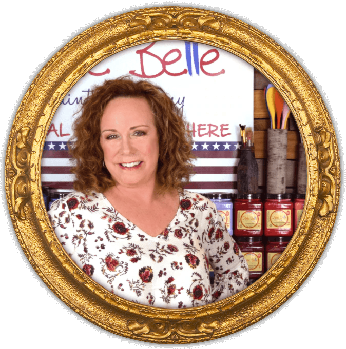 Suzanne Fulford, founder of Dixie Belle Paint Company