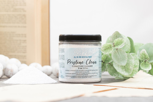Silk All-In-One Mineral Paint Pristine Clean