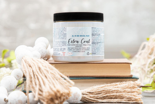Silk All-In-One Mineral Paint Extra Coat