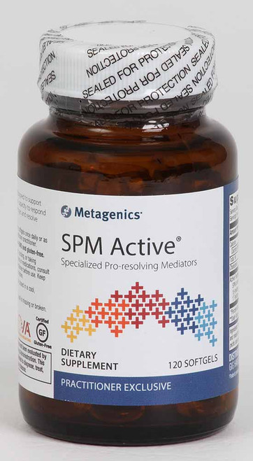 SPM Active 500 mg, 120 soft gels