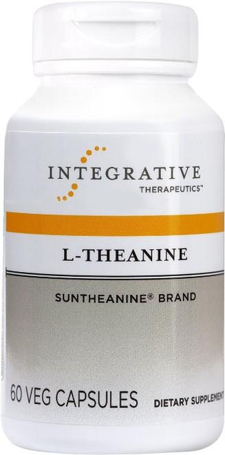 L-Theanine (Suntheanine) 100 mg, 60 caps
