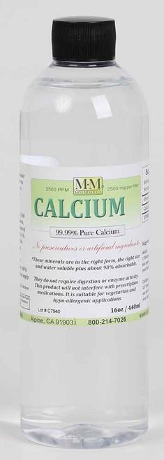 Calcium LARGE Mini Minerals 16 oz