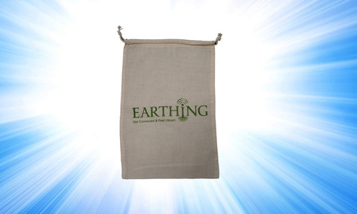 Earthing Cotton Pouch