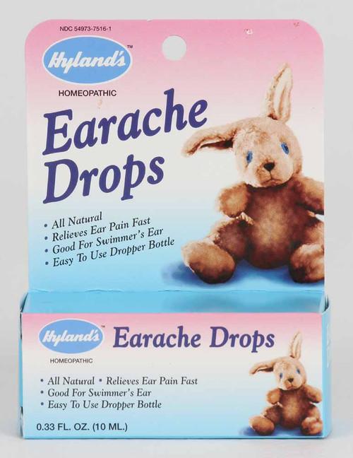 Hyland's Earache drops 0.33 oz