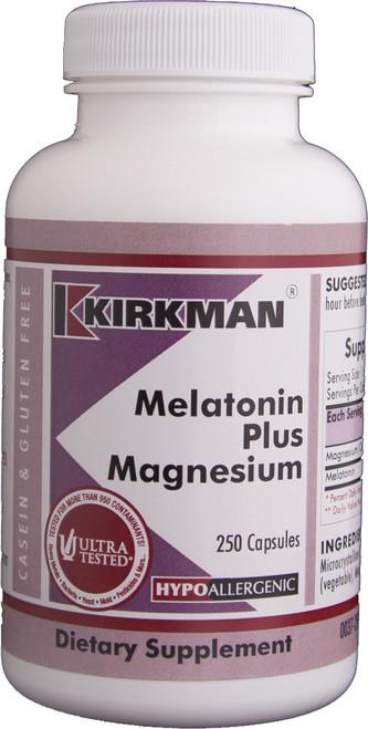 Melatonin Plus Magnesium 250 caps