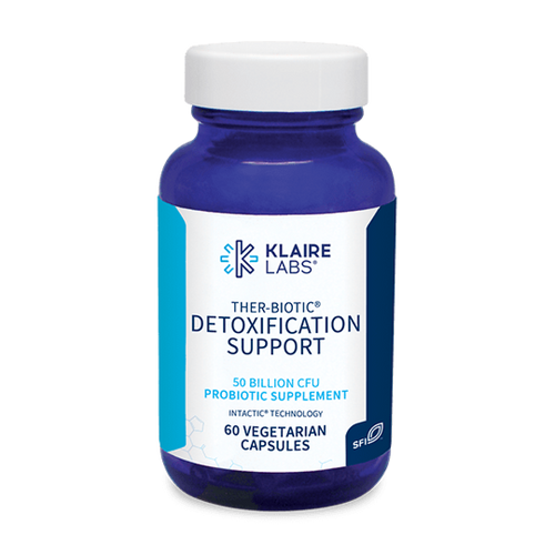 Ther-Biotic Detoxification Support, 60 caps