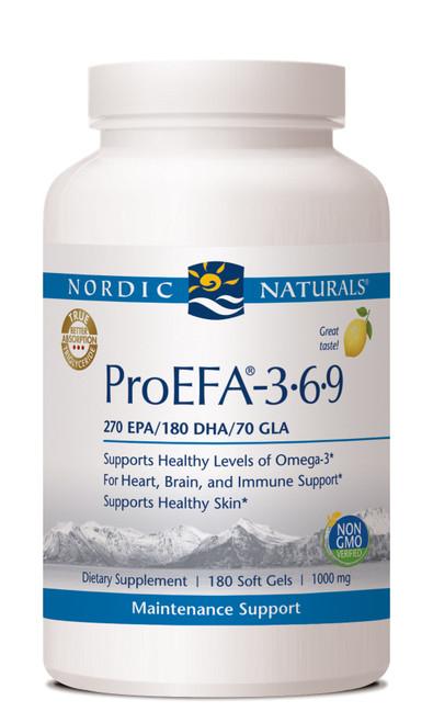ProEFA 3-6-9, 180 soft gels