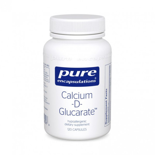Calcium D Glucarate, 120 caps
