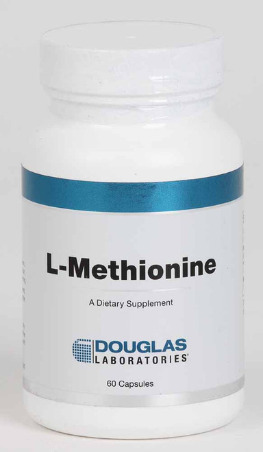 Methionine 500 mg, 60 caps