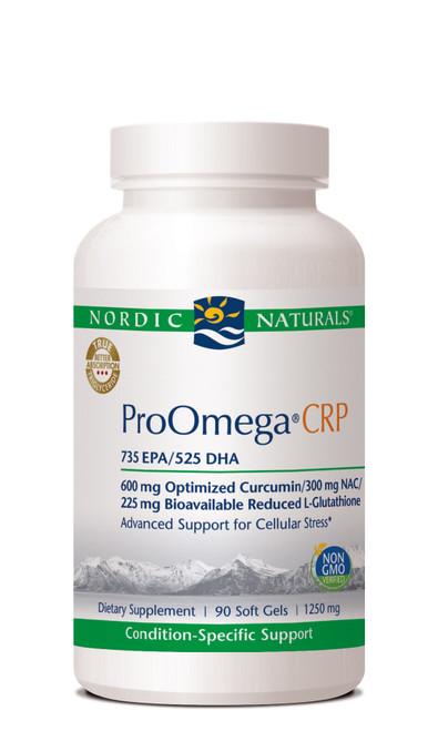 ProOmega CRP, 90 soft gels