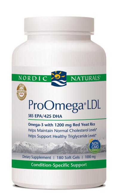 ProOmega LDL 180 soft gels