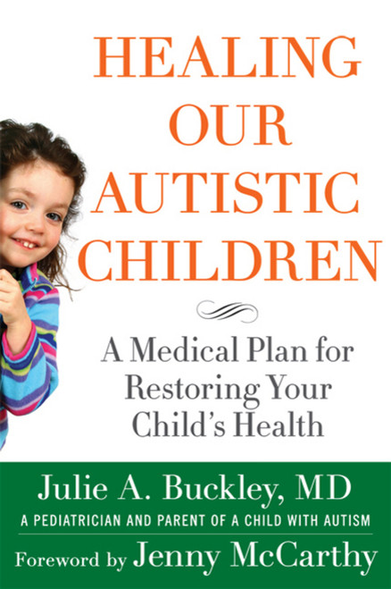 Healing Our Autistic Children Book