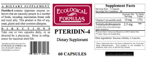 Pteridin-4 (BH4)