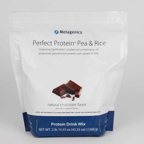 Perfect Protein Pea and Rice Chocolate