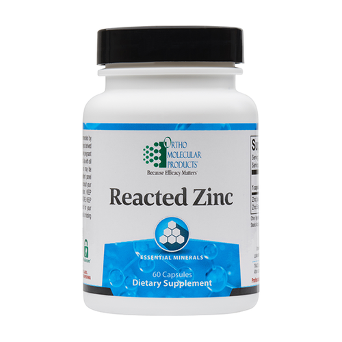 Reacted Zinc 60 CT