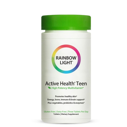 Active Health™ Teen Multivitamin, 90 Tabs