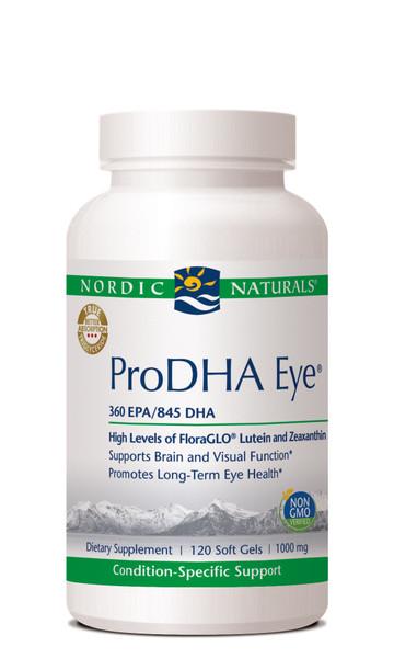 ProDHA Eye 120 soft gels