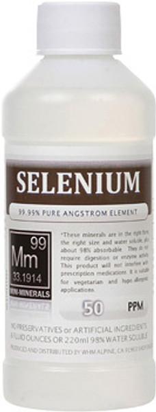 Selenium LARGE Mini Minerals 16 oz
