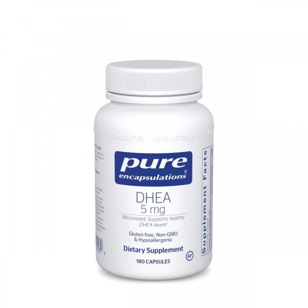 DHEA 5 mg, 180 caps
