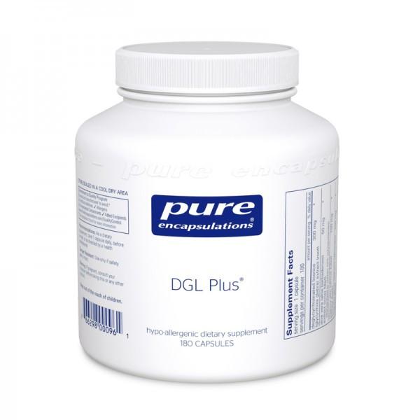 DGL Plus, 180 caps