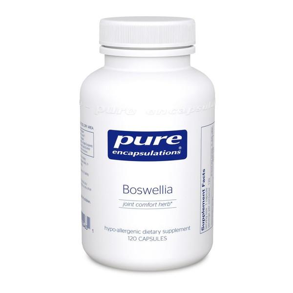 Boswellia, 120 caps